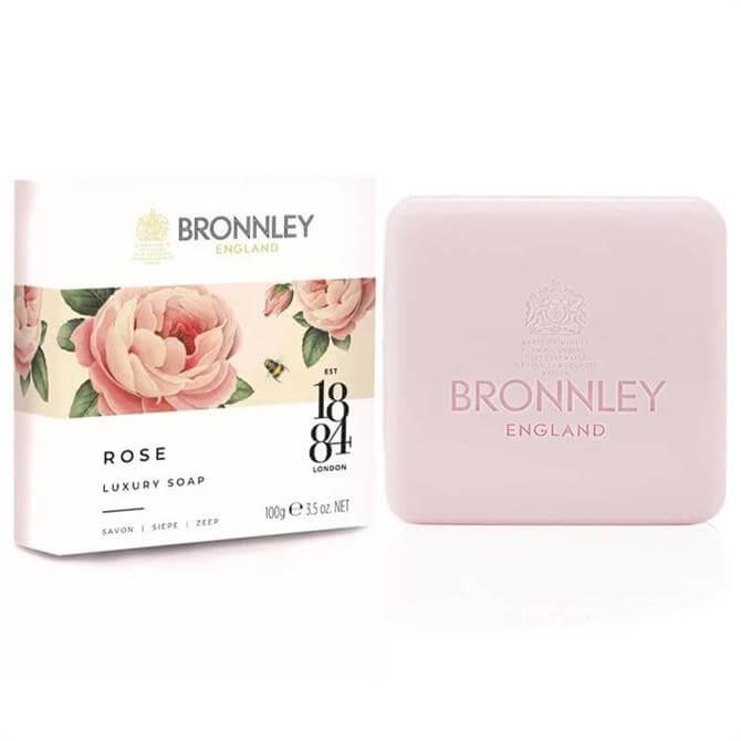 Bronnley Rose Soap 100g
