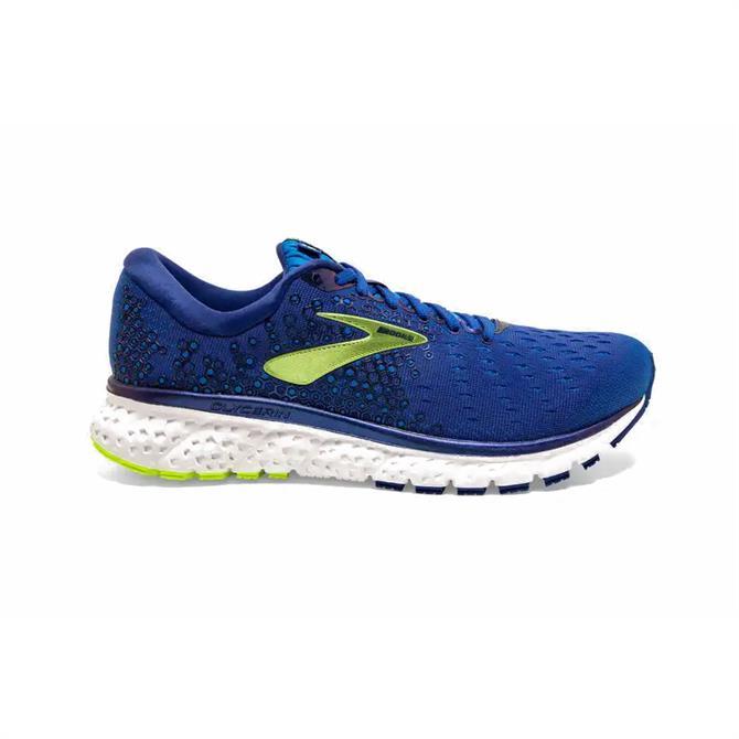 Brooks Men's Glycerin 17 Running Shoe - Mazarine/Blue