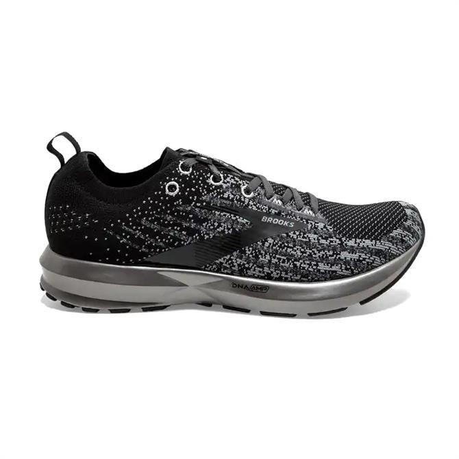 Brooks Levitate 3 Men's Running Shoe - Black/Silver