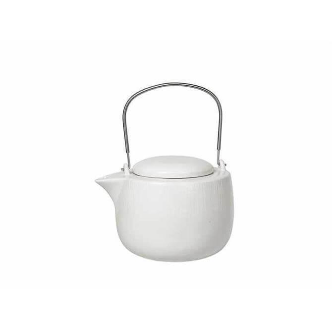 Broste Teapot Sandvig Porcelain