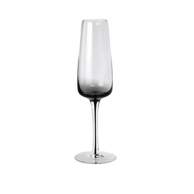 Broste Champagne Glass Smoke