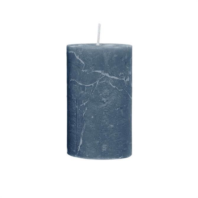 Broste Pillar Candle Rustic 10cm