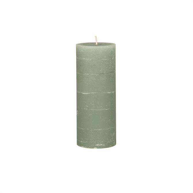 Broste Pillar Candle Rustic 17cm
