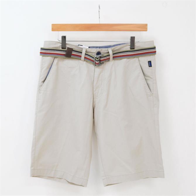 Bruhl Vigo Belted Chino Shorts