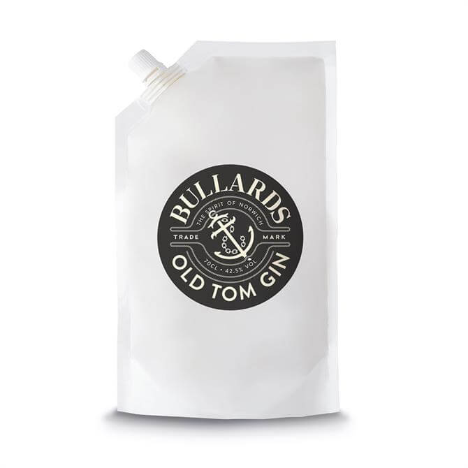 Bullards Refill Pouch Old Tom Gin 70cl