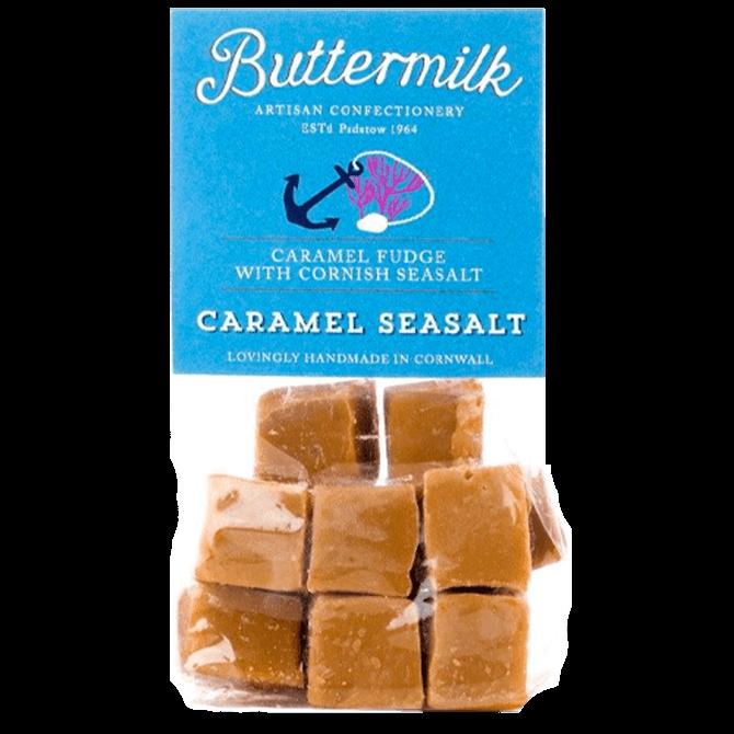 Buttermilk Caramel Sea Salt 175g