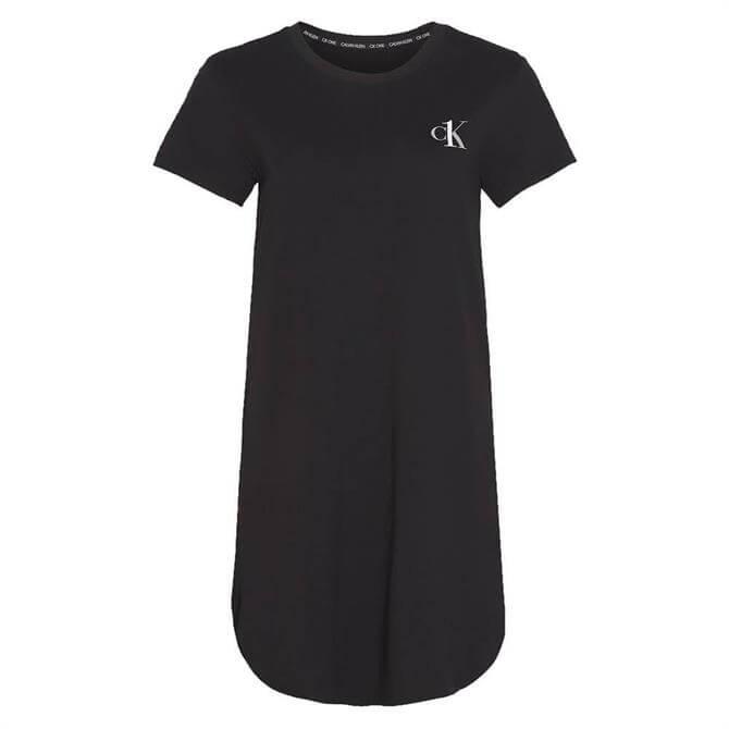 Calvin Klein CK One Black Night Shirt