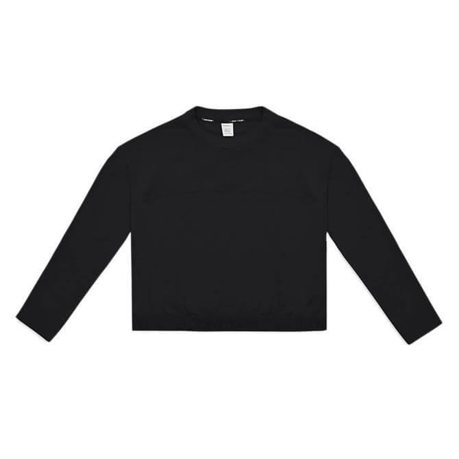 Calvin Klein Tonal Logo Lounge Sweatshirt