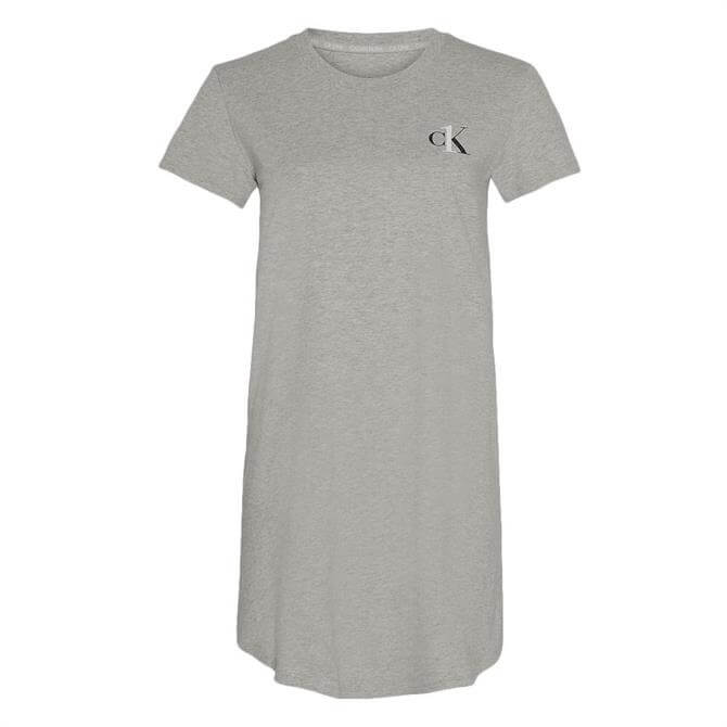 Calvin Klein CK One Grey Heather Night Shirt