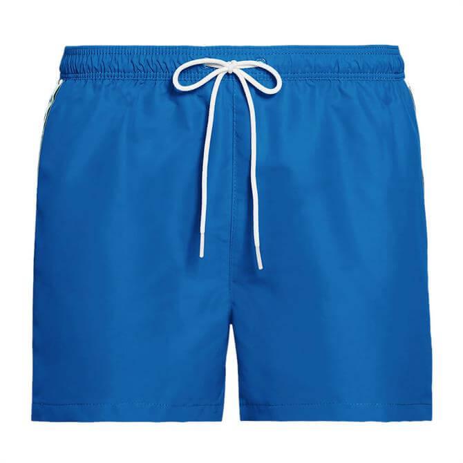 Calvin Klein Core Mono Tape Solid Swim Shorts