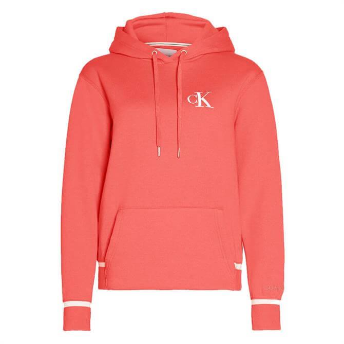 Calvin Klein Essential Organic Cotton Logo Hoodie