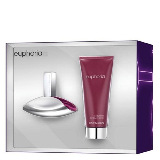 Calvin Klein Euphoria For Women Eau De Parfum 30ml Gift Set