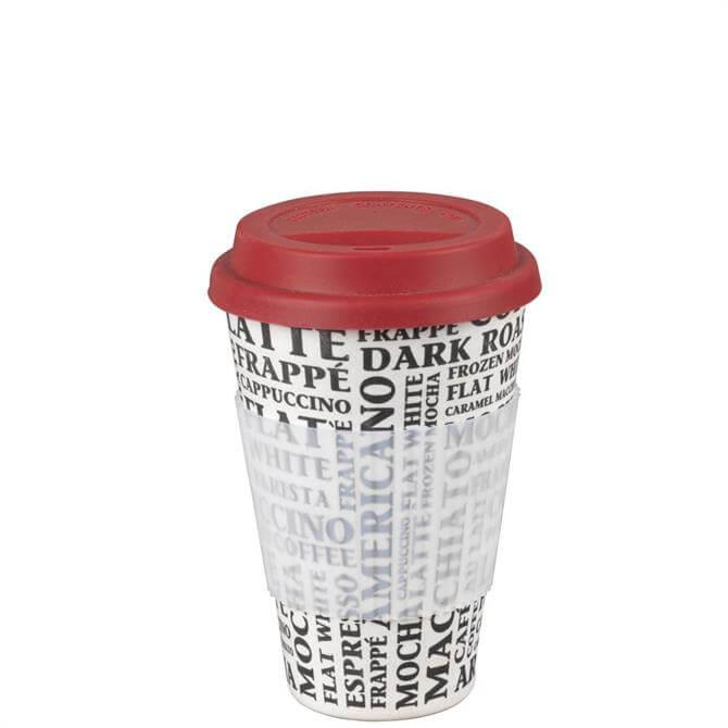 Cambridge Coffee Aroma Reusable BPA-Free Travel Mug