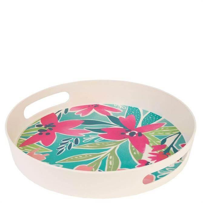 Cambridge Evie Round Tray with Handles 30 cm