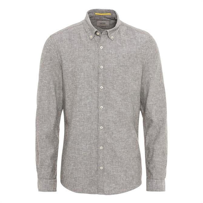 Camel Active Linen Blend Casual Shirt