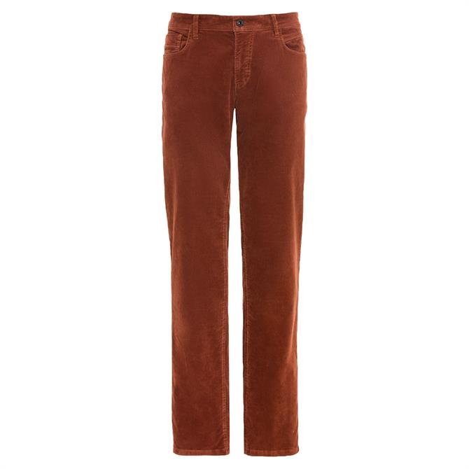 Camel Active Houston Cord Trousers