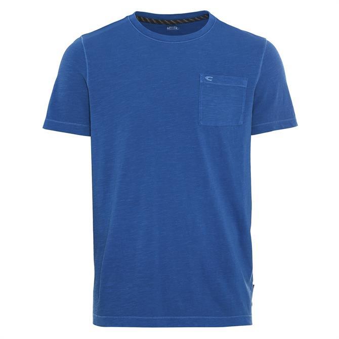 Camel Active Chest Pocket Cotton T-Shirt
