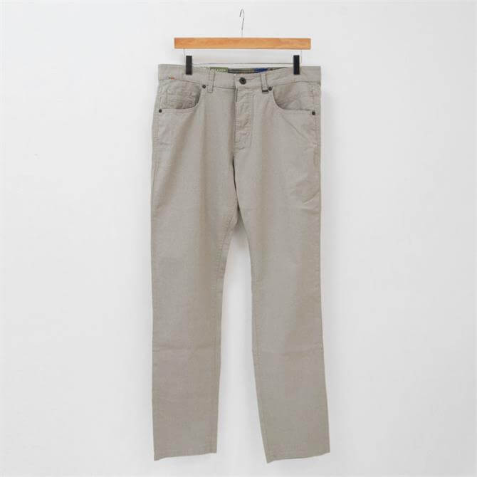 Camel Active 5-Pocket Woodstock Stretch Trousers