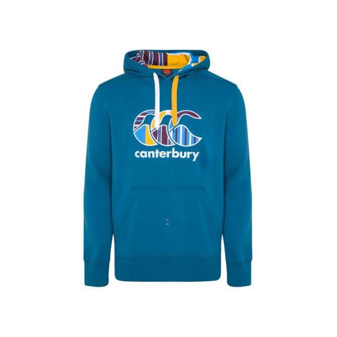 Canterbury CCC Men's Hoodie - Moroccan Blue