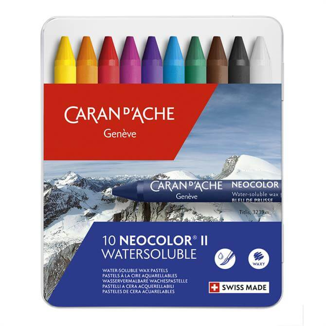 Caran D'Ache Pastel Neocolor II
