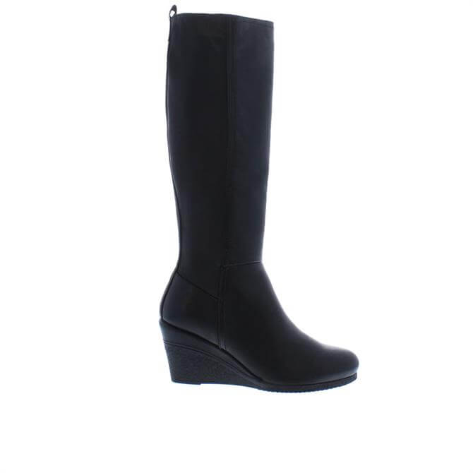 Carl Scarpa Angelina Wedge Knee High Boots