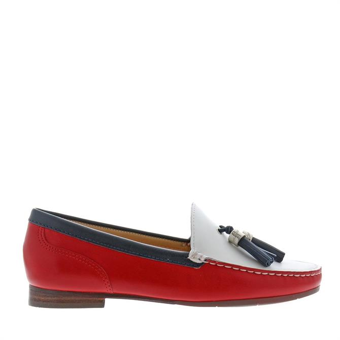 Carl Scarpa Fallon Nautical Loafers