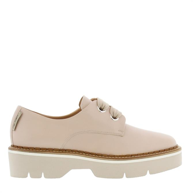 Carl Scarpa Rose Leather Lace Up Shoes