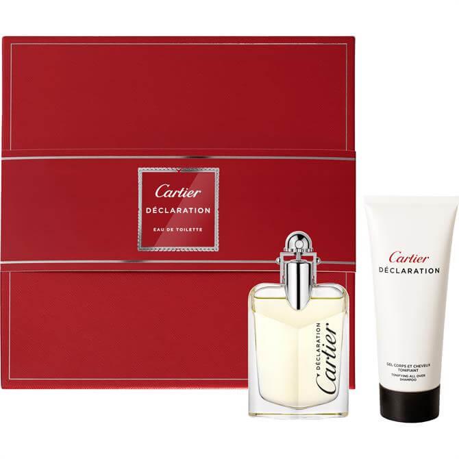 Cartier Declaration Gift Set EDT 50ml & Showergel 100ml