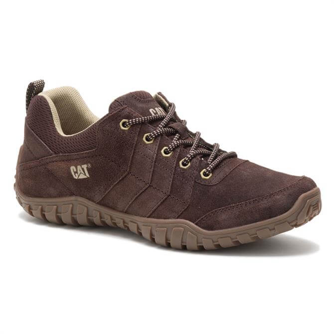 CAT Footwear Instruct Suede Shoes