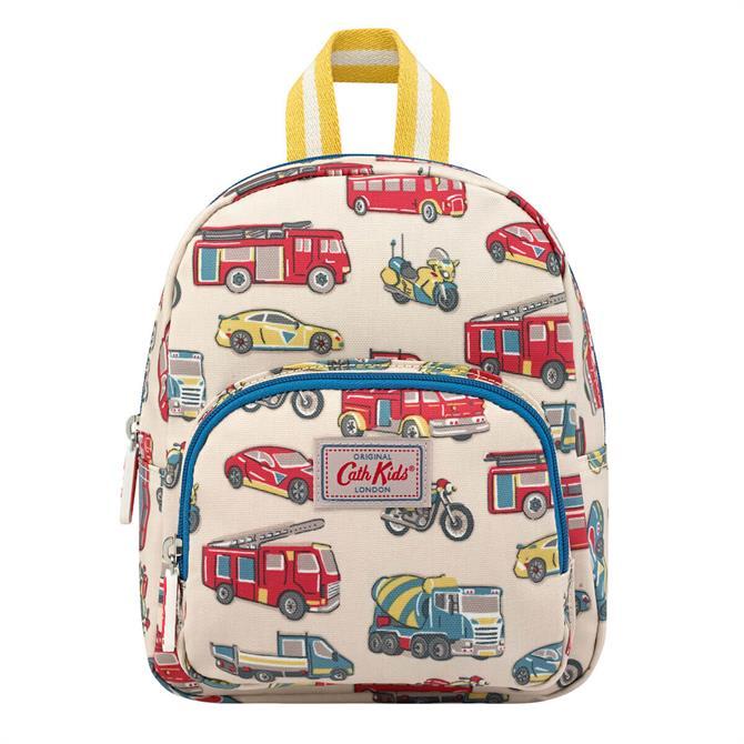Cath Kidston Kids Toy Traffic Mini Rucksack