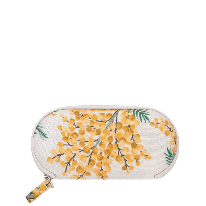 Cath Kidston Mimosa Flower Zip Around Glasses Case