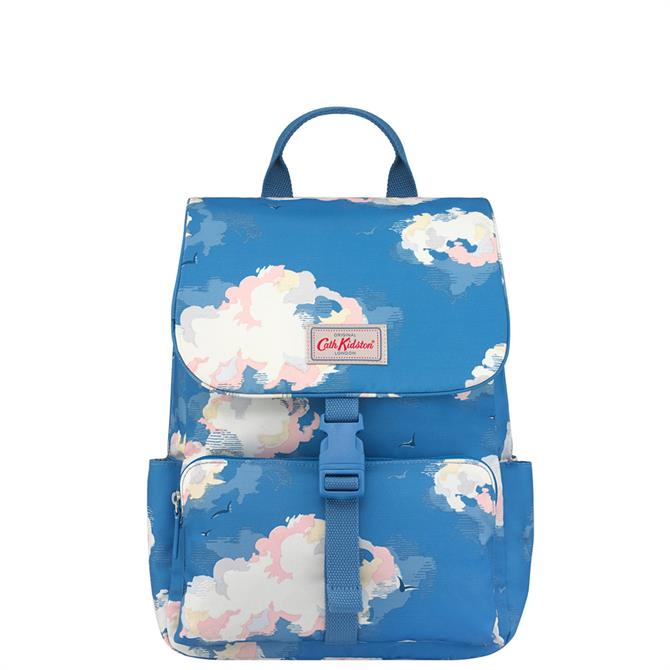 Cath Kidston Clouds Buckle Backpack