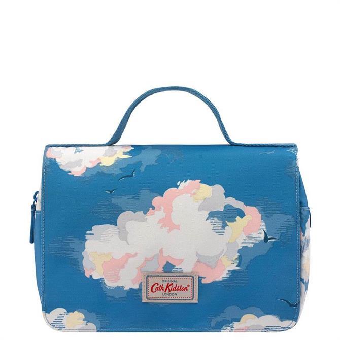 Cath Kidston Clouds Travel Foldout Washbag