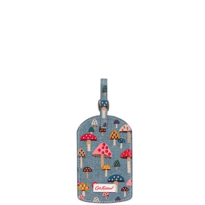 Cath Kidston Mini Mushroom Luggage Tag