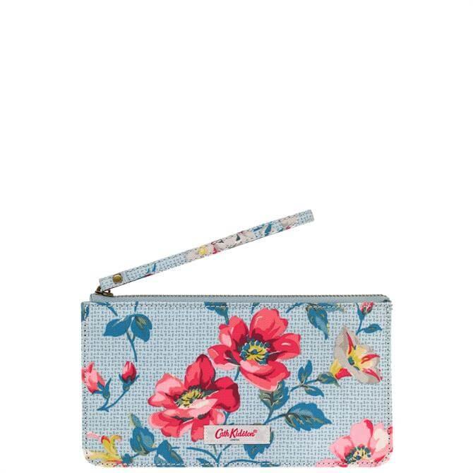 Cath Kidston Pembroke Rose Multi Pocket Pouch
