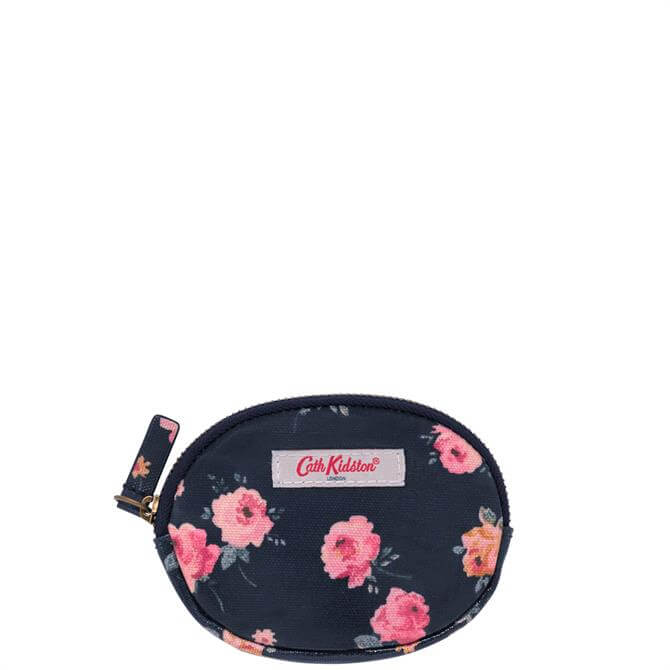 Cath Kidston Wimbourne Rose Oval Coin Purse