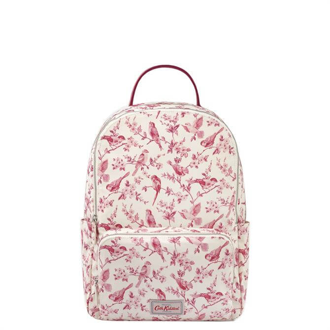 Cath Kidston British Birds Pocket Backpack