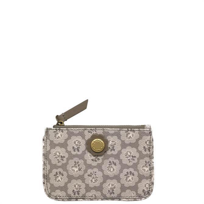 Cath Kidston The Freston Taupe Small Wallet