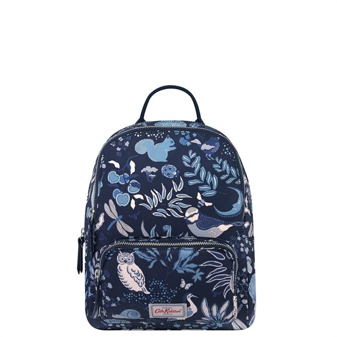 Cath Kidston Magical Memories Small Navy Backpack