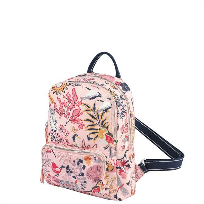 Cath Kidston Magical Memories Small Blush Pink Backpack