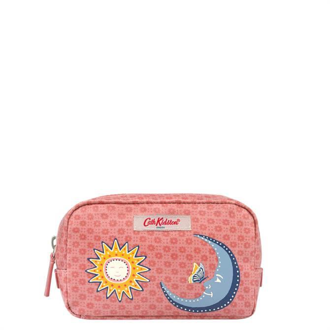 Cath Kidston Shadow Flowers Sun and Moon Make Up Bag