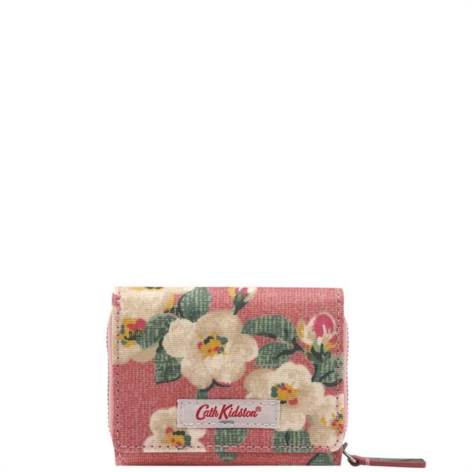Cath Kidston Mayfield Blossom Small Foldover Purse