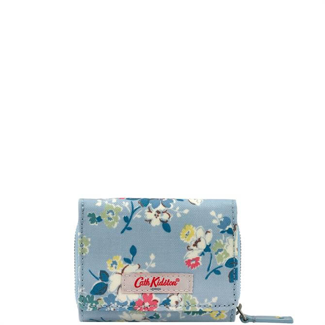 Cath Kidston Clifton Rose Small Foldover Wallet