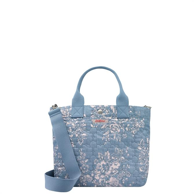 Cath Kidston Washed Rose Small Tote Bag