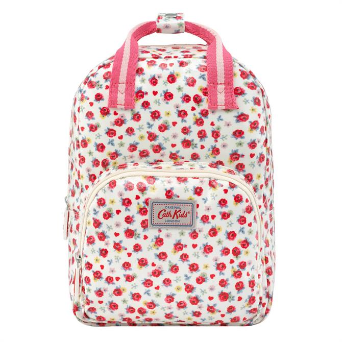 Cath Kidston Kids Medium Roses and Hearts Backpack