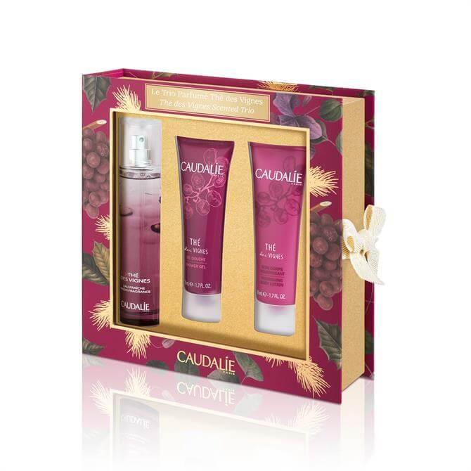 Caudalie Thé des Vignes Fragrance & Body Set 50ml