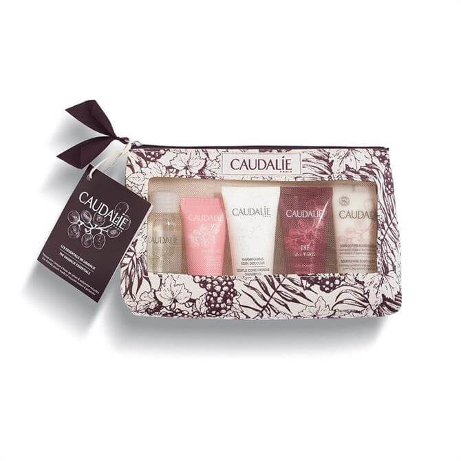 Caudalie Travel Skincare & Body Set