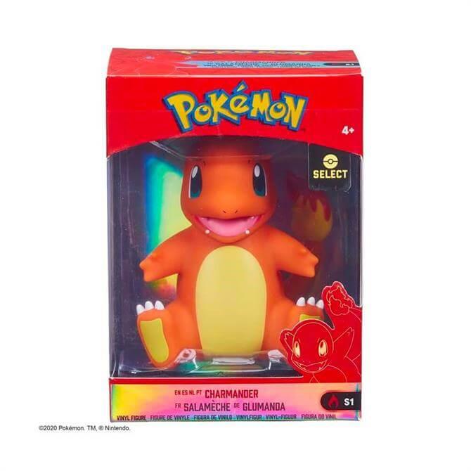Pokémon Kanto 4 Inch Vinyl Charmander Figure