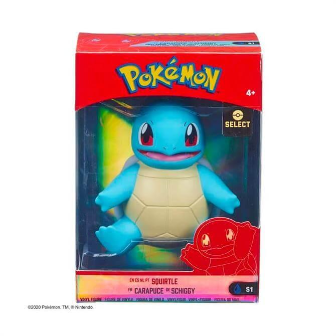 Pokémon Kanto 4 Inch Vinyl Squirtle Figure