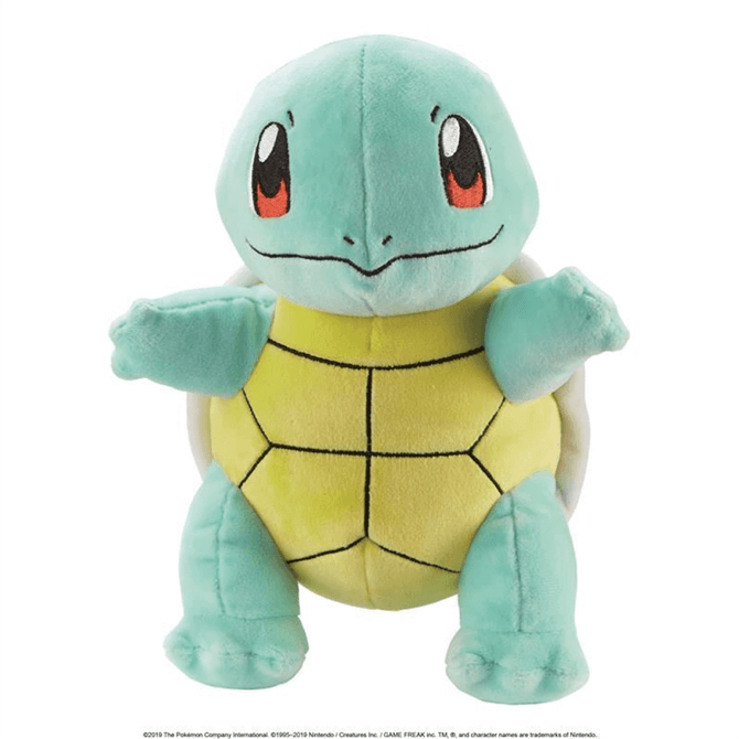"""Character Options Pokémon 8"""" Plush - Squirtle"""